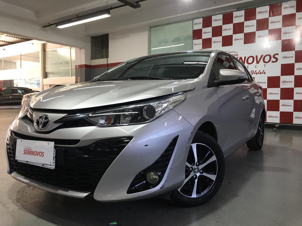 Image Toyota-Yaris-1.5 16v Flex Xls Multidrive-775938