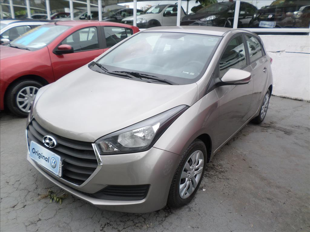 HYUNDAI HB20 2016 - 1.0 COMFORT PLUS 12V FLEX 4P MANUAL