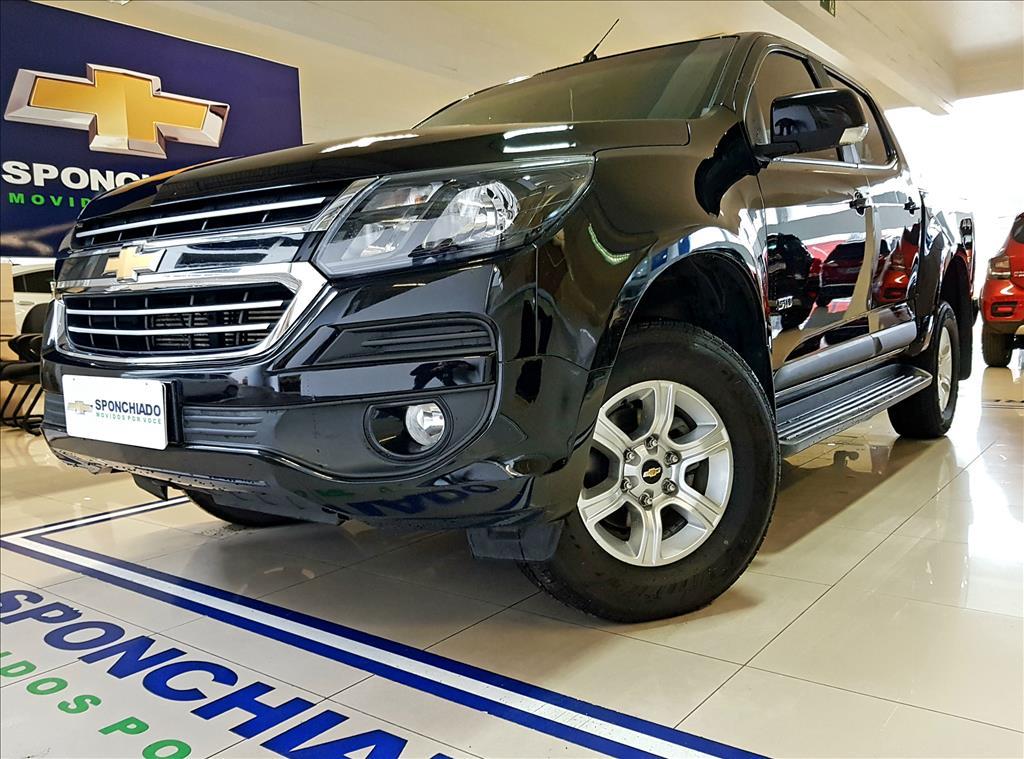 s10 2.8 lt 4x4 cd 16v turbo diesel 4p automatico 2019 caxias do sul