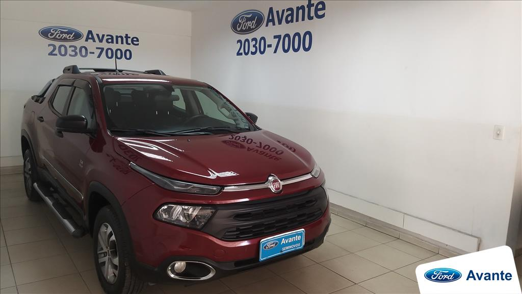 FIAT TORO 2018 - 1.8 16V EVO FLEX FREEDOM AUTOMÁTICO