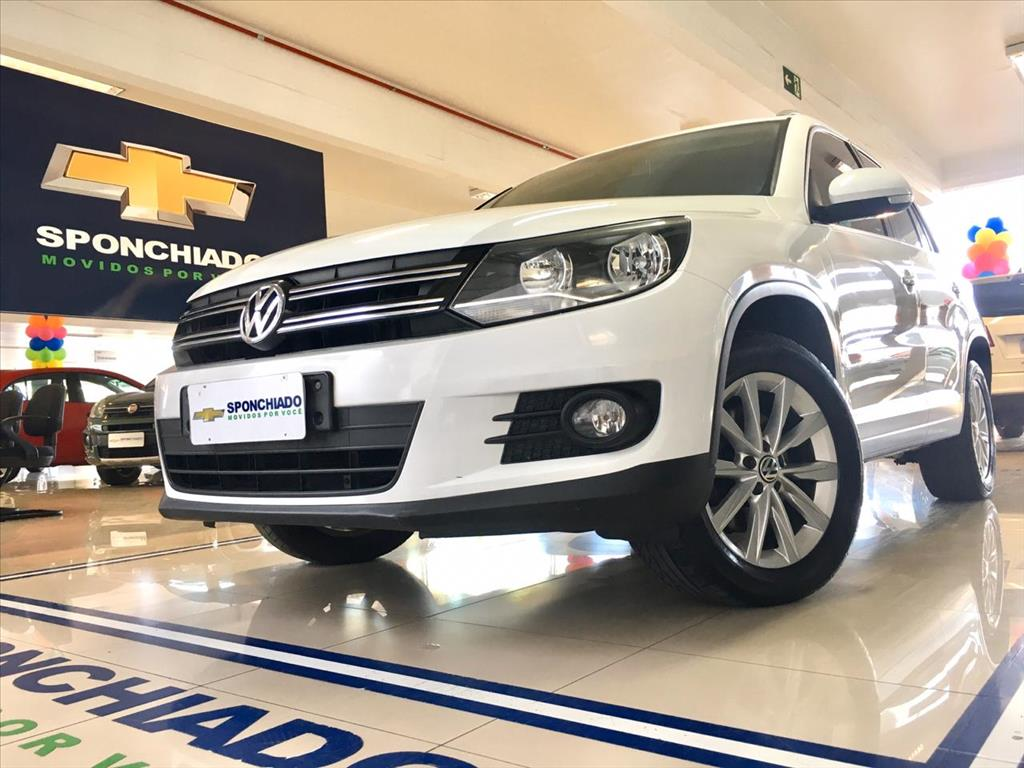 tiguan 2.0 tsi 16v turbo gasolina 4p tiptronic 2015 caxias do sul