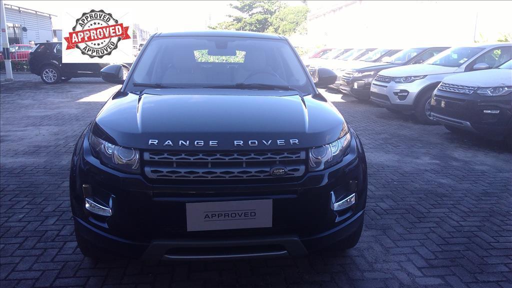 RANGE ROVER EVOQUE 2.0 PURE TECH 4WD 16V GASOLINA 4P AUTOMÁTICO