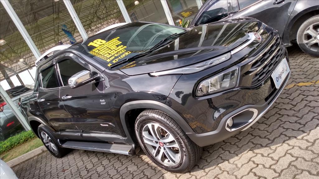 FIAT TORO 2018 - 2.0 16V TURBO DIESEL VOLCANO 4WD AUTOMÁTICO