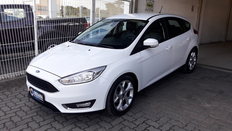 FOCUS 2.0 SE 16V FLEX 4P POWERSHIFT