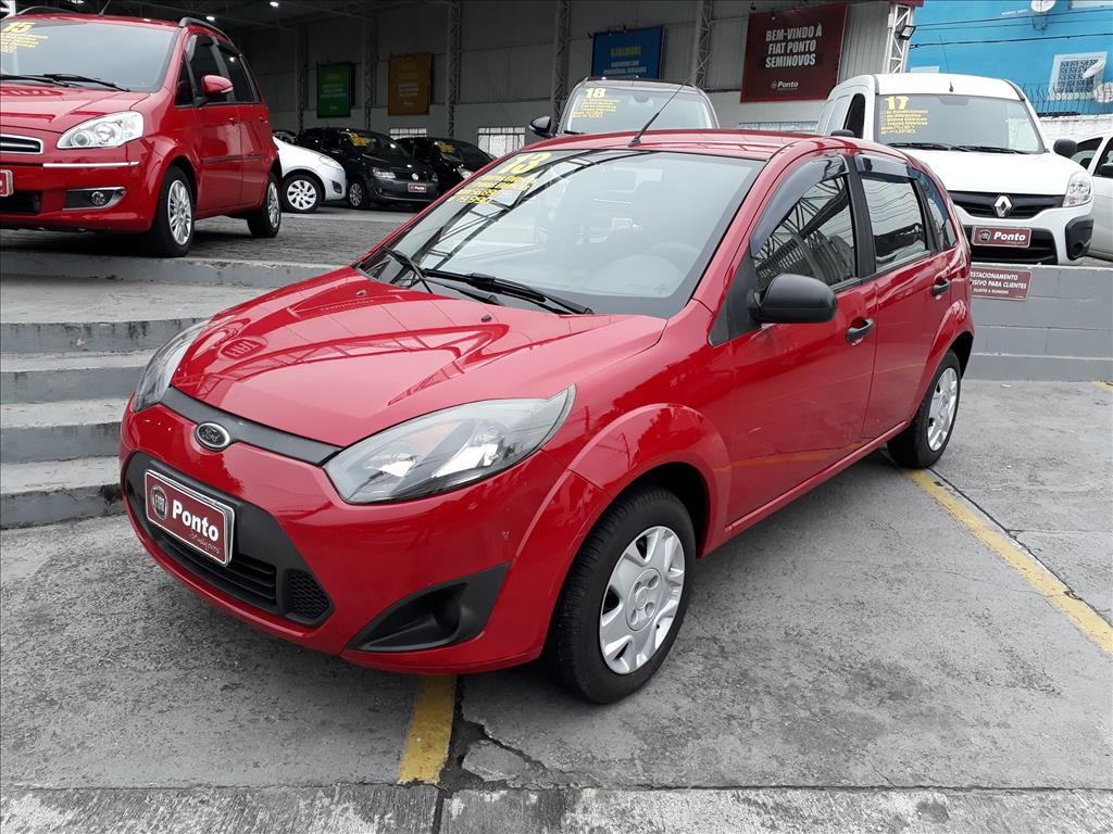FORD FIESTA 2013 - 1.0 ROCAM 8V FLEX 4P MANUAL