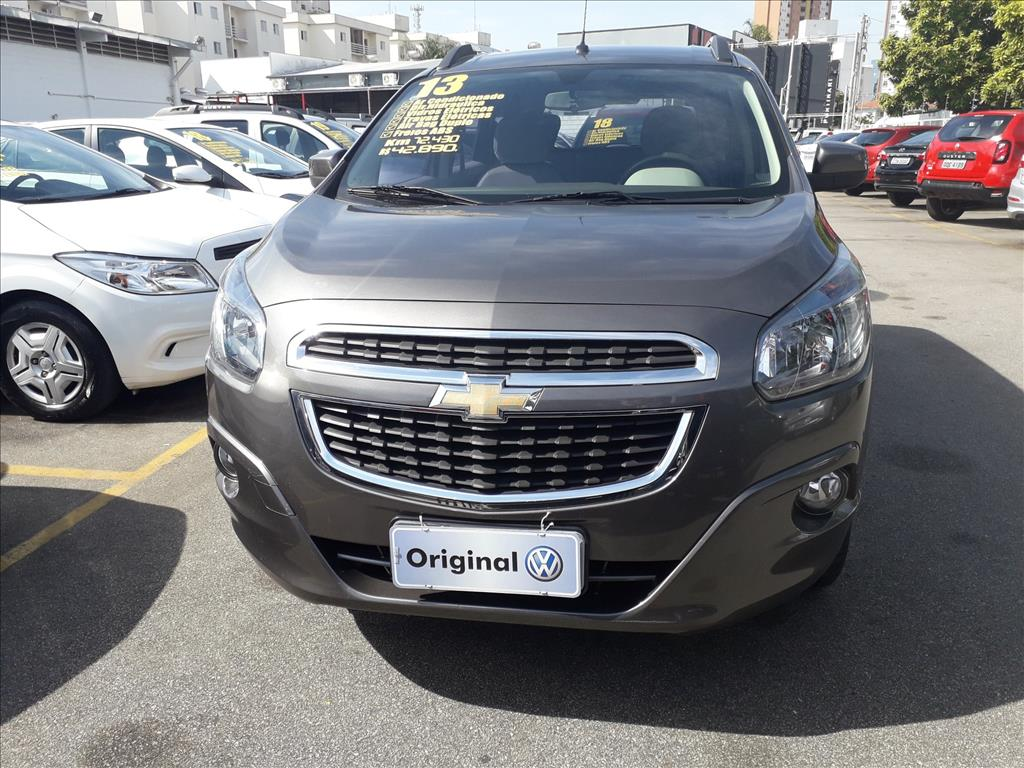 CHEVROLET SPIN 2013 - 1.8 LTZ 8V FLEX 4P MANUAL