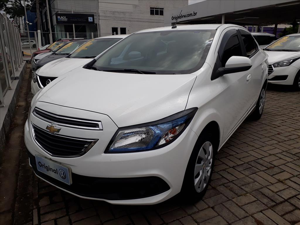 CHEVROLET PRISMA 2015 - 1.4 MPFI LT 8V FLEX 4P MANUAL