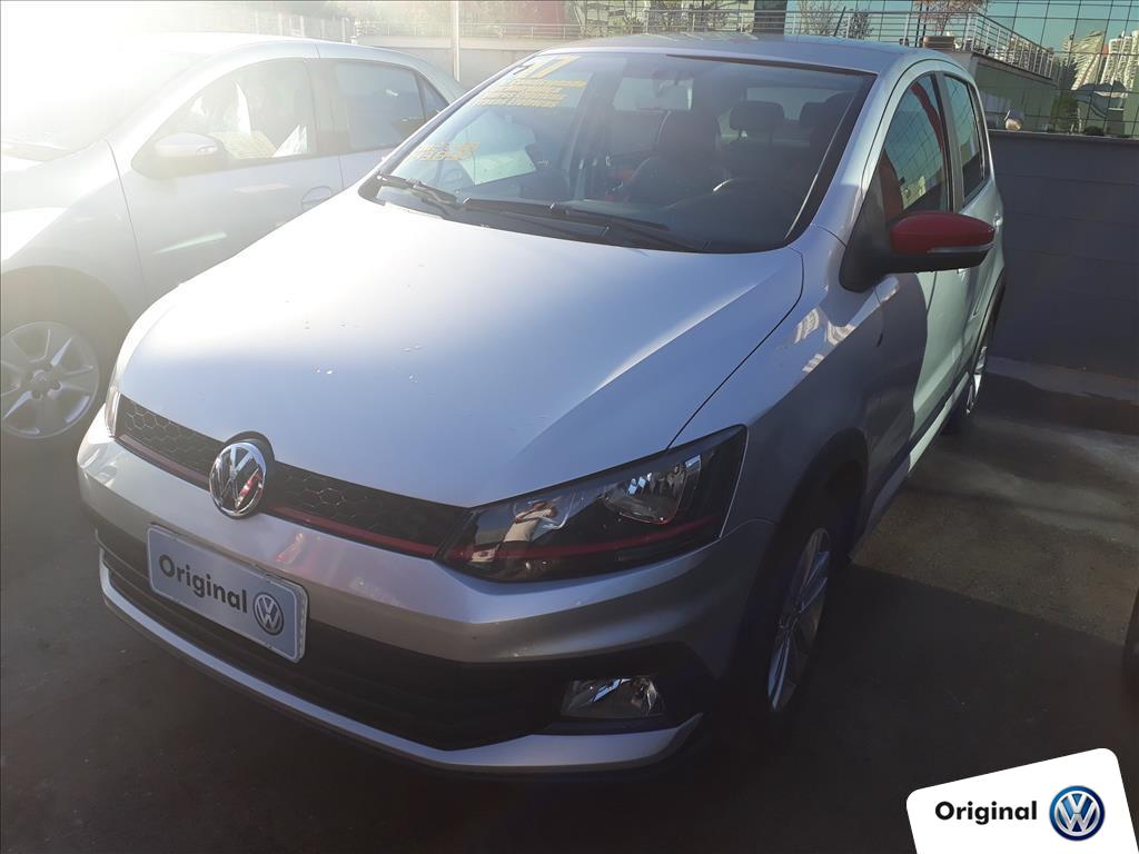 VOLKSWAGEN FOX 2017 - 1.6 MSI PEPPER 16V FLEX 4P MANUAL