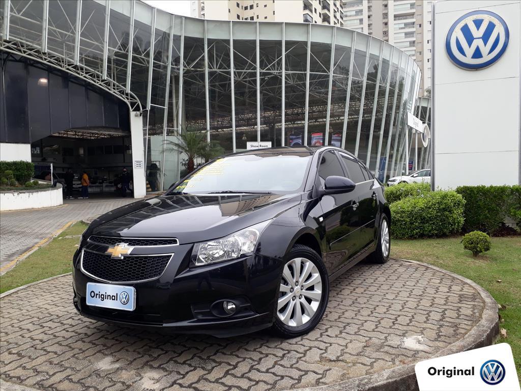 CHEVROLET CRUZE 2014 - 1.8 LTZ 16V FLEX 4P AUTOMÁTICO