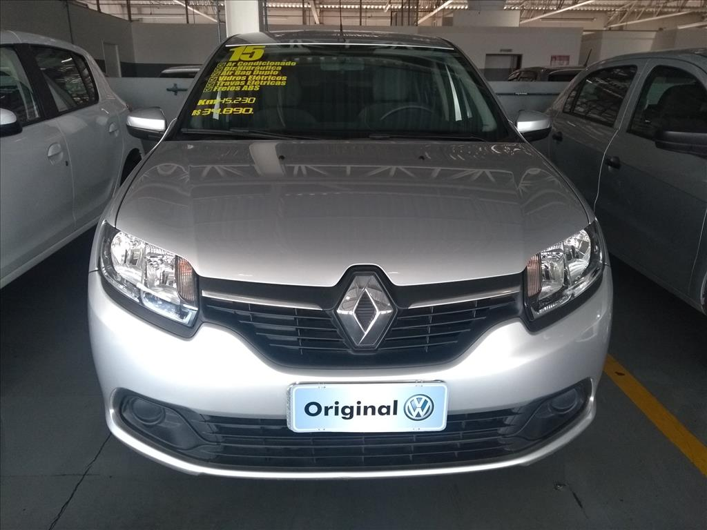 RENAULT LOGAN 2015 - 1.6 EXPRESSION 8V FLEX 4P MANUAL