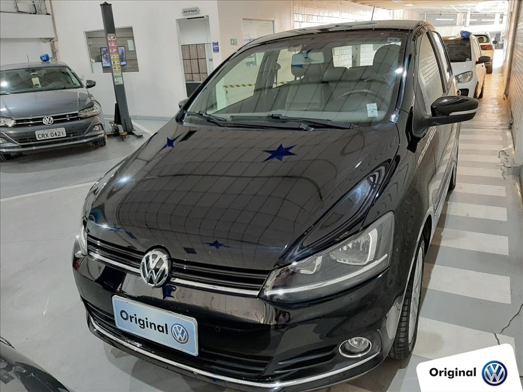 VOLKSWAGEN FOX 2015 - 1.6 MI HIGHLINE 8V FLEX 4P MANUAL