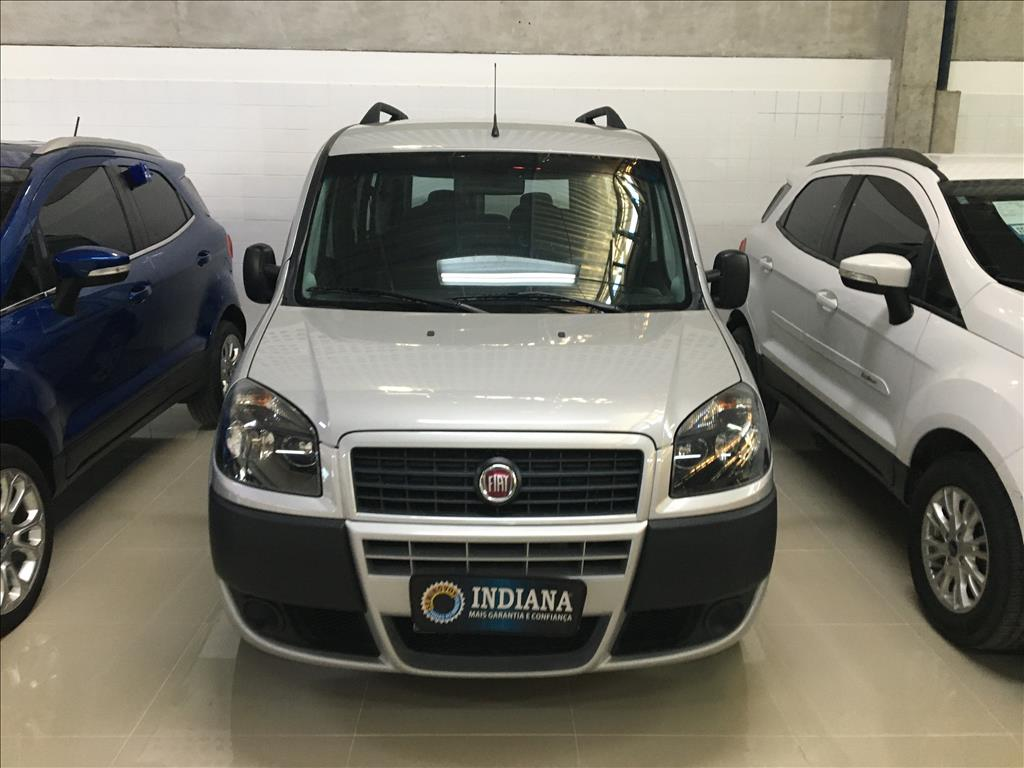DOBLÒ 1.8 MPI ESSENCE 7L 16V FLEX 4P MANUAL