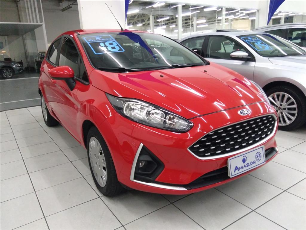 Ford-fiesta-1.6 tivct flex se manual-361692