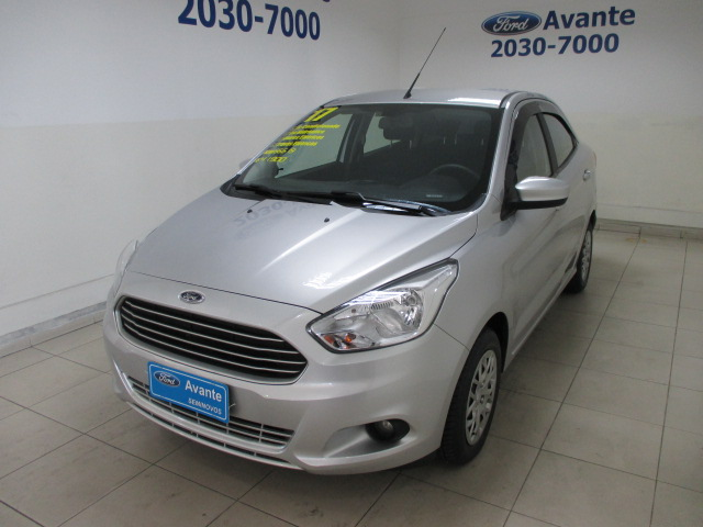 FORD KA + 2017 - 1.0 SE 12V FLEX 4P MANUAL