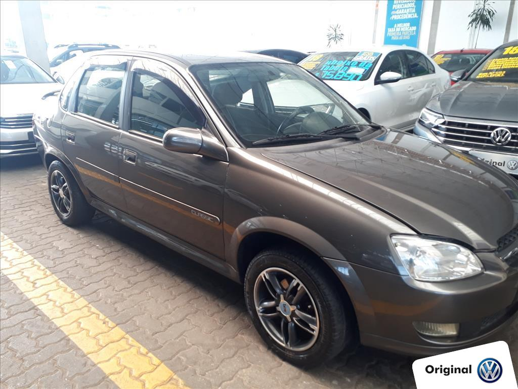 CHEVROLET CLASSIC 2015 - 1.0 MPFI LS 8V FLEX 4P MANUAL
