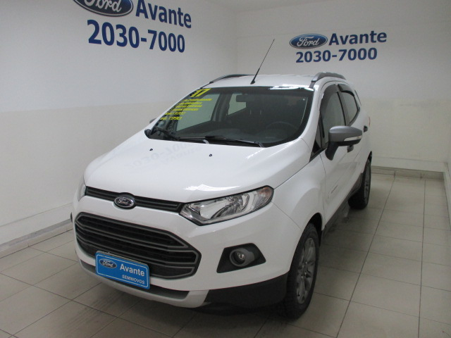 FORD ECOSPORT 2017 - 1.6 FREESTYLE 16V FLEX 4P MANUAL