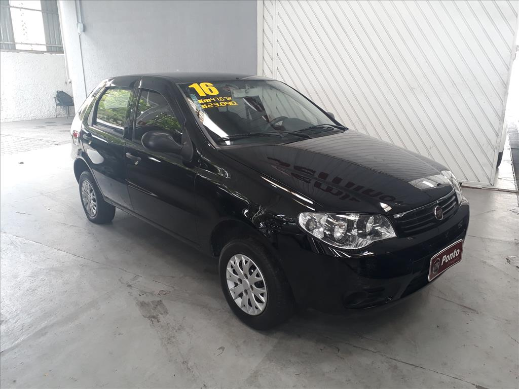 FIAT PALIO 2016 - 1.0 MPI FIRE 8V FLEX 4P MANUAL