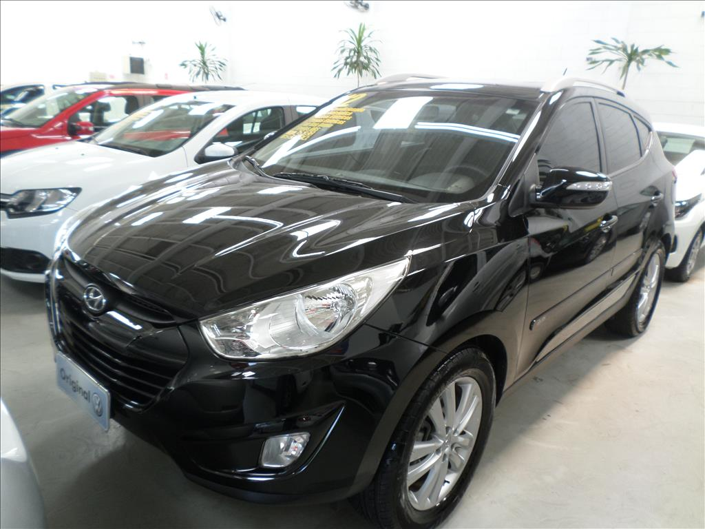 HYUNDAI IX35 2012 - 2.0 MPI 4X2 16V FLEX 4P MANUAL