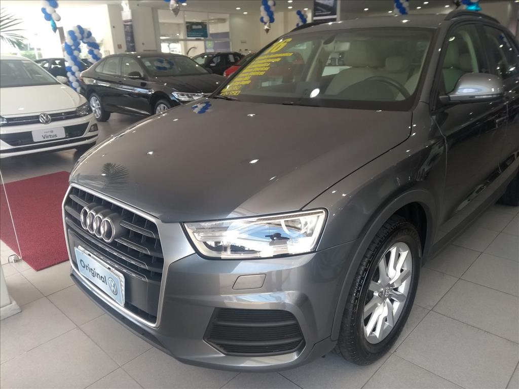 AUDI Q3 2016 - 1.4 TFSI ATTRACTION GASOLINA 4P S TRONIC