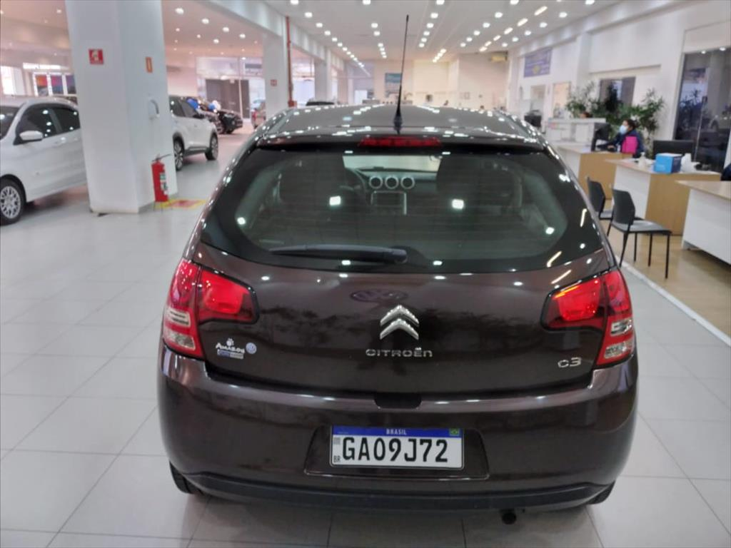 Citroën - C3 - 1.2 Pure Tech Flex Attraction Manual