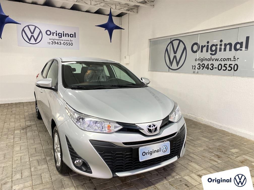 TOYOTA YARIS 2019 - 1.3 16V FLEX XL MANUAL