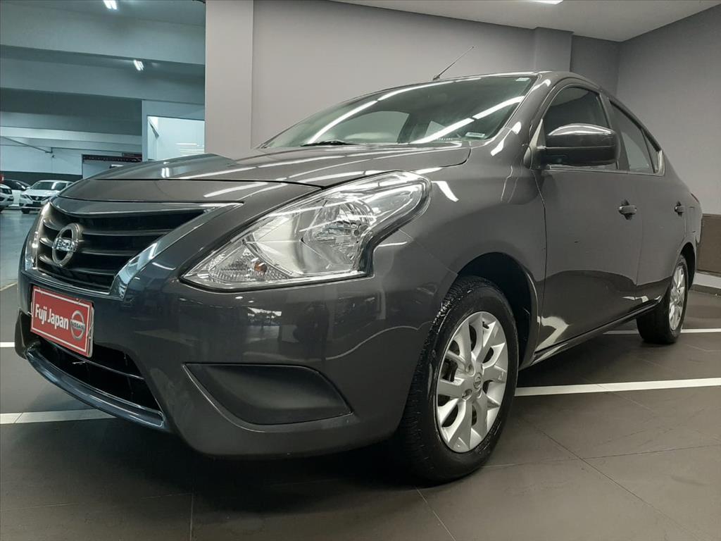 Image Nissan-Versa-1.6 16V Flex Sv 4P Xtronic-633489