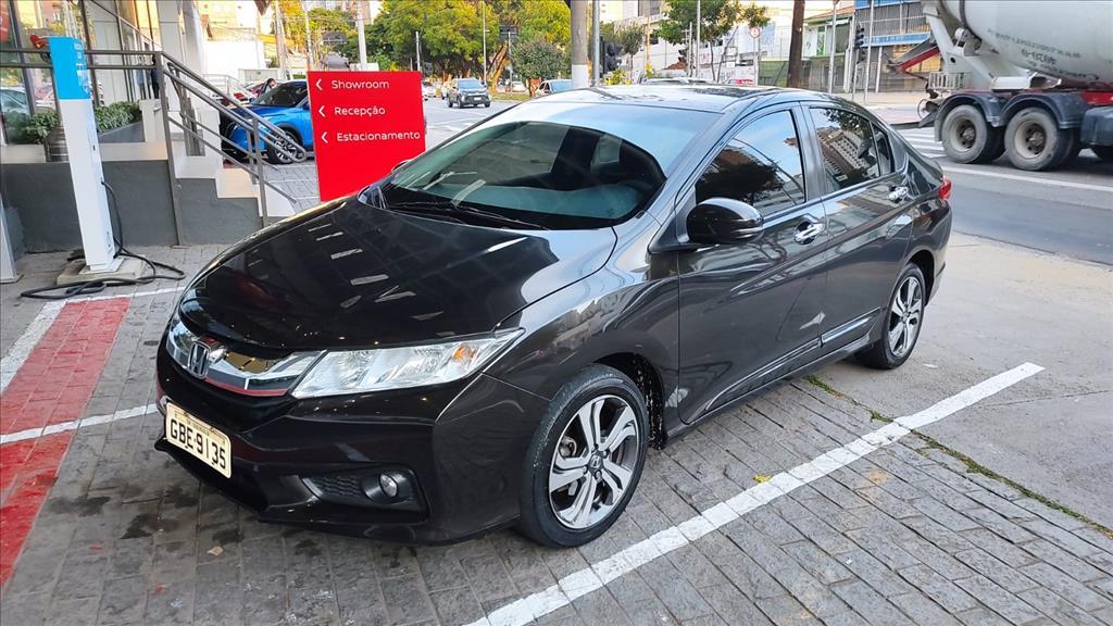 Image Honda-City-1.5 Ex 16v Flex 4p Automático-974917