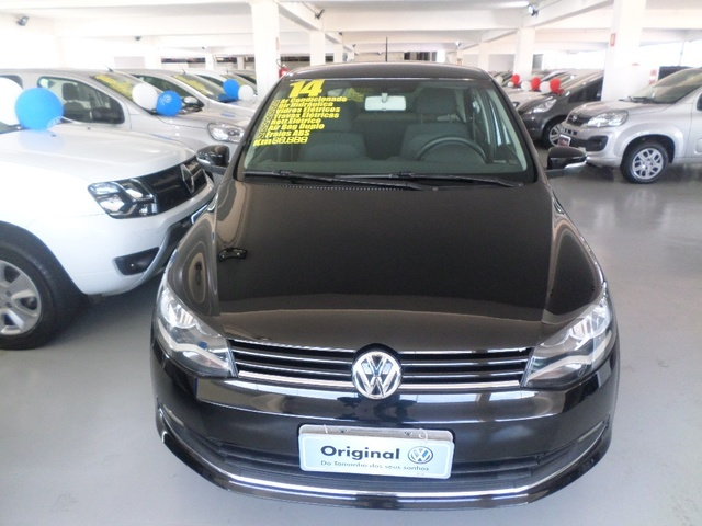 VOLKSWAGEN GOL 2014 - 1.6 MI HIGHLINE 8V FLEX 4P MANUAL