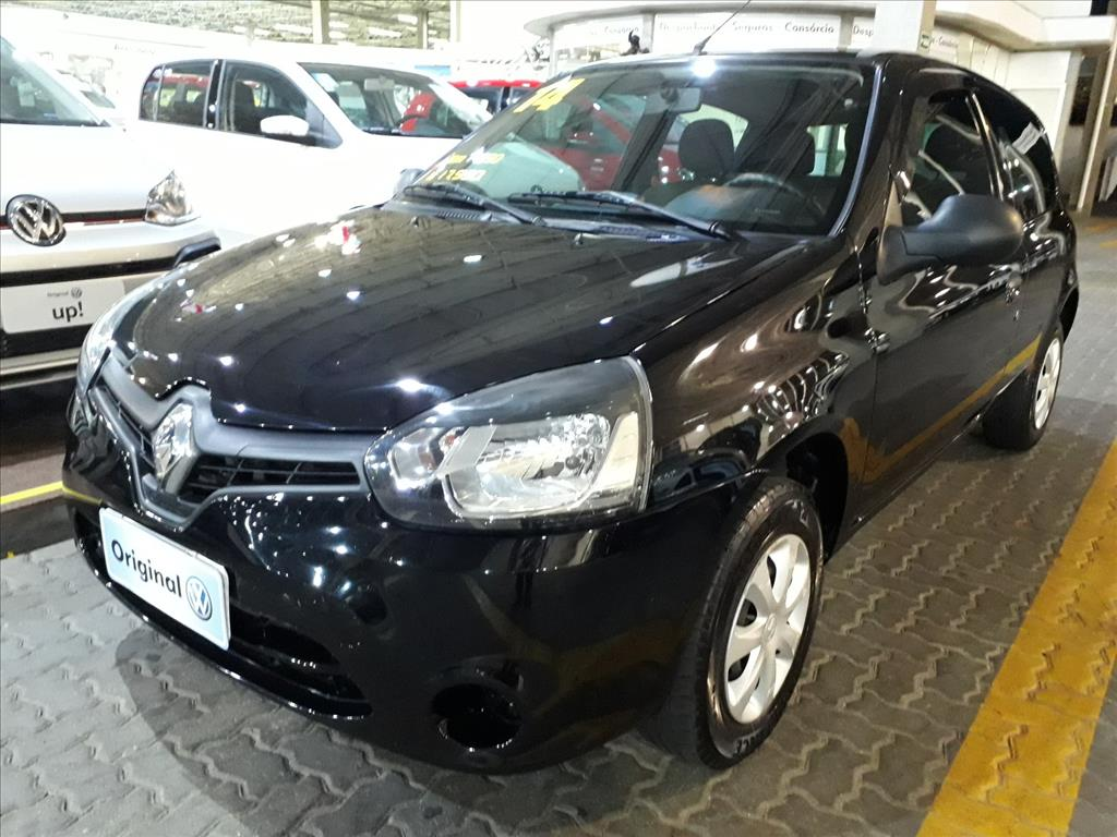 RENAULT CLIO 2014 - 1.0 AUTHENTIQUE 16V FLEX 2P MANUAL