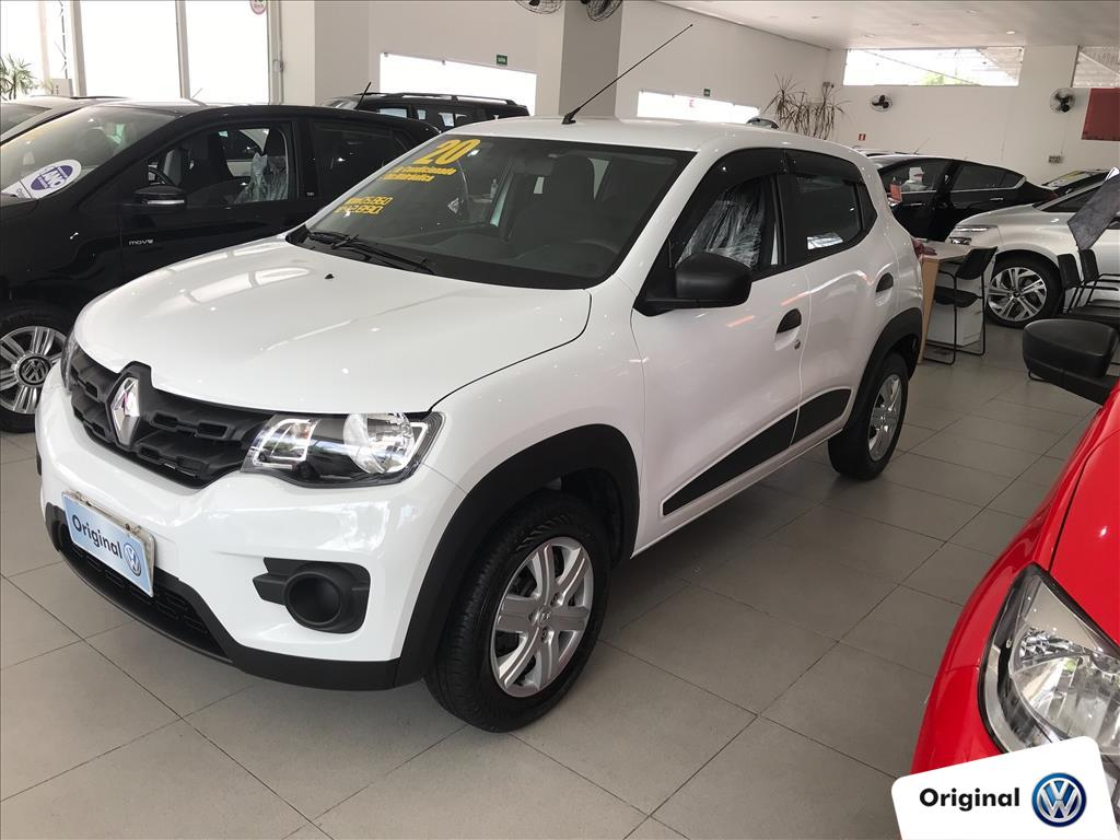 RENAULT KWID 2020 - 1.0 12V SCE FLEX ZEN MANUAL