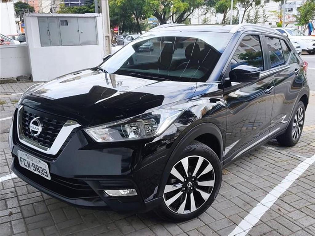 Image Nissan - Kicks - 1.6 16v Flexstart Sv 4p Xtronic