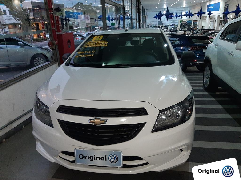 CHEVROLET ONIX 2019 - 1.0 MPFI JOY 8V FLEX 4P MANUAL