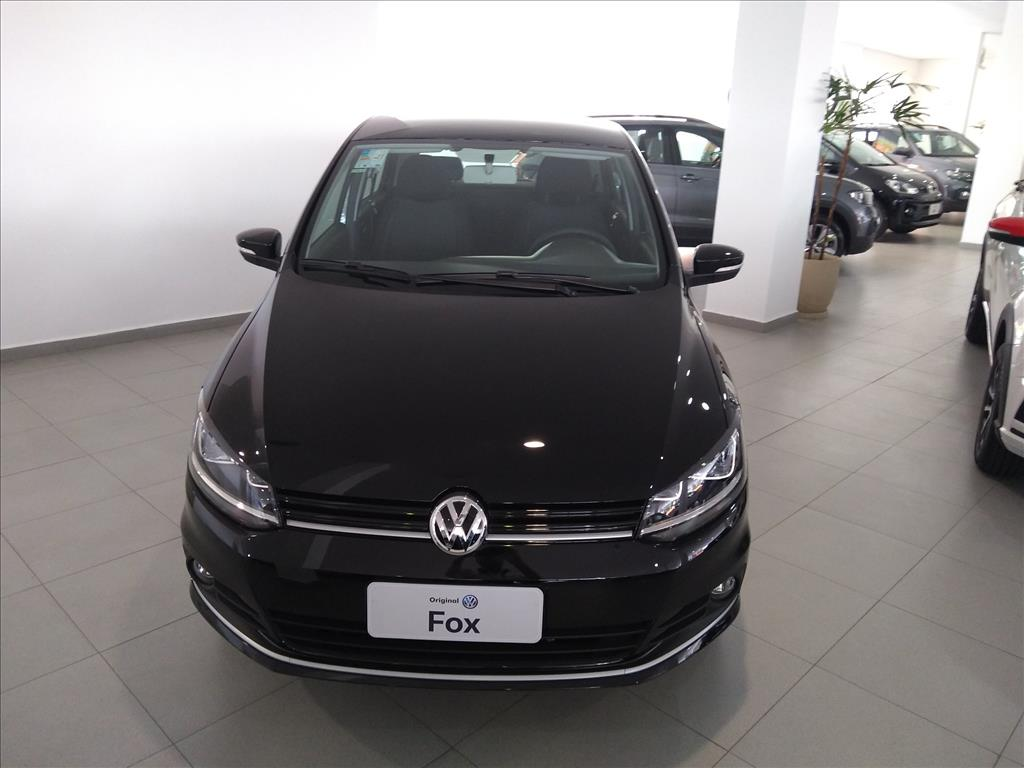 VOLKSWAGEN FOX 2019 - 1.6 MSI TOTAL FLEX CONNECT 4P I-MOTION