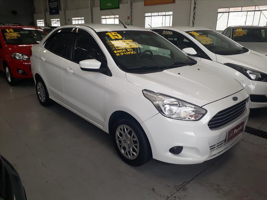 FORD KA + 2015 - 1.0 SE 12V FLEX 4P MANUAL