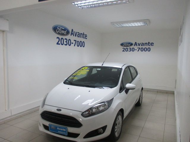 FORD FIESTA 2015 - 1.5 S HATCH 16V FLEX 4P MANUAL