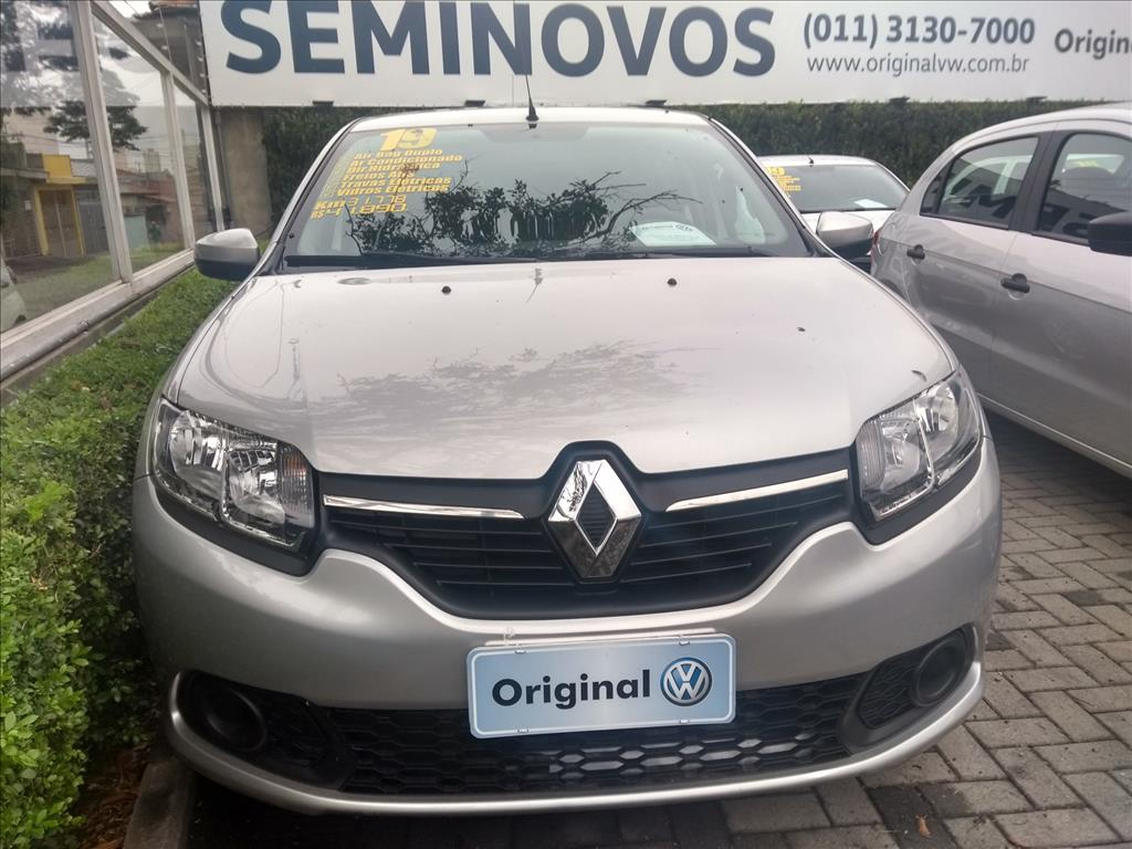 RENAULT SANDERO 2019 - 1.6 16V SCE FLEX EXPRESSION 4P MANUAL