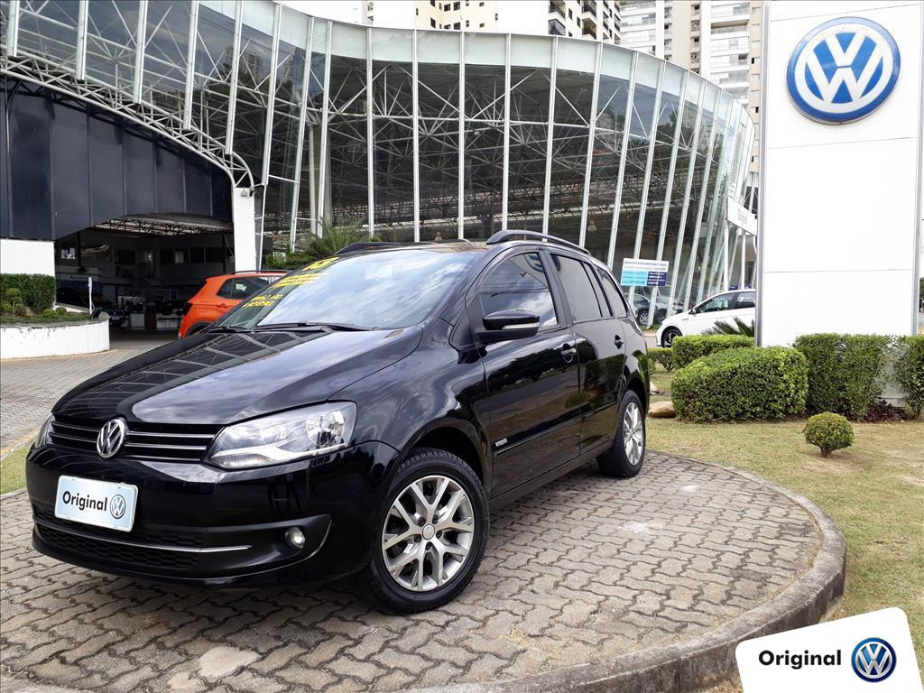 VOLKSWAGEN SPACEFOX 2013 - 1.6 MI TREND 8V FLEX 4P MANUAL