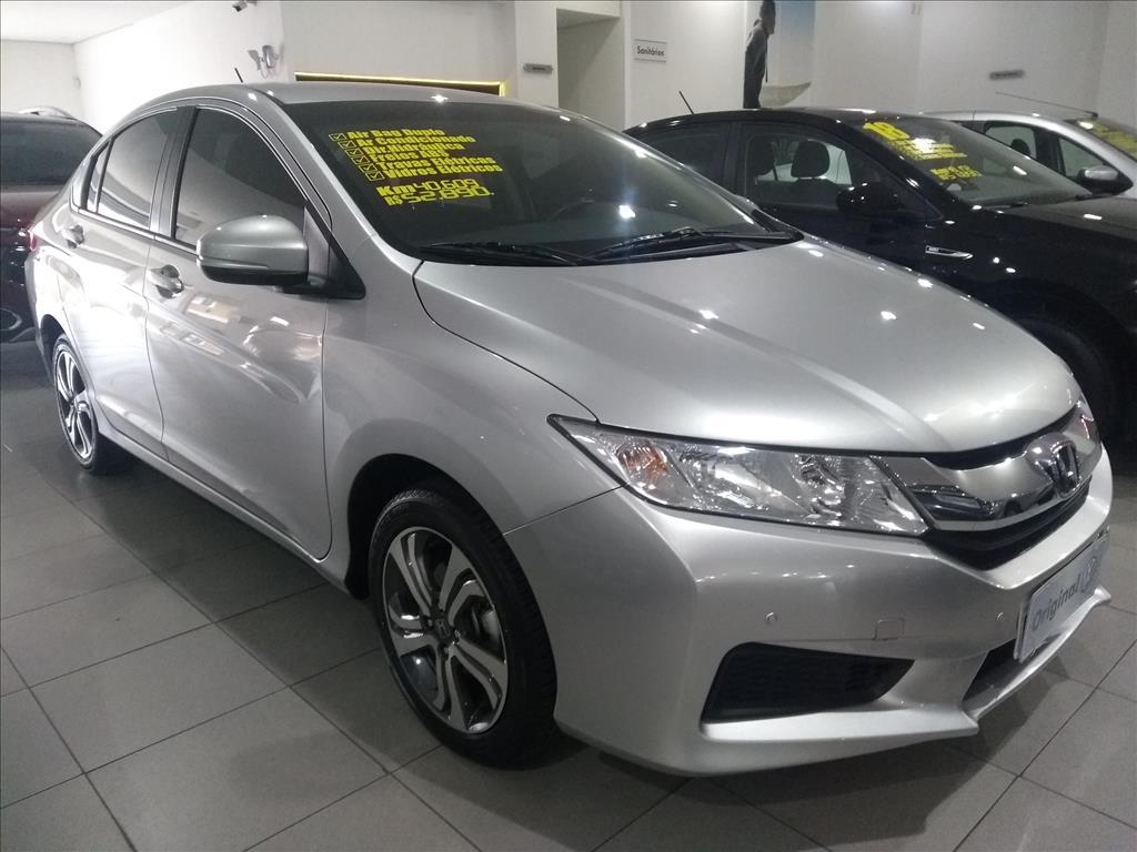 HONDA CITY 2016 - 1.5 LX 16V FLEX 4P AUTOMÁTICO
