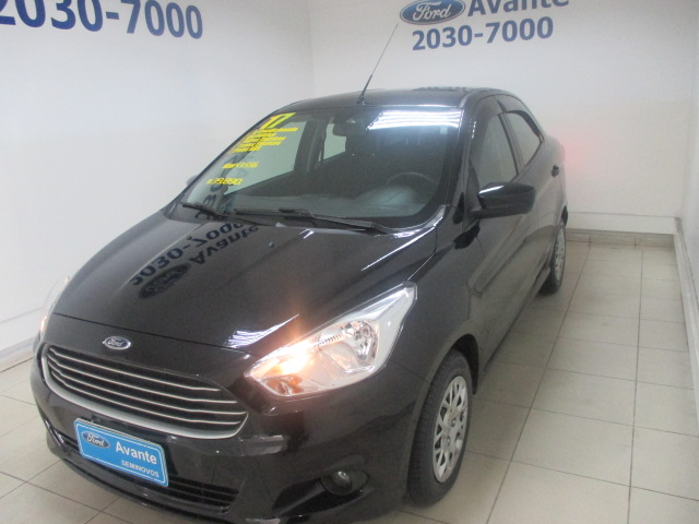 FORD KA + 2017 - 1.5 SE 16V FLEX 4P MANUAL