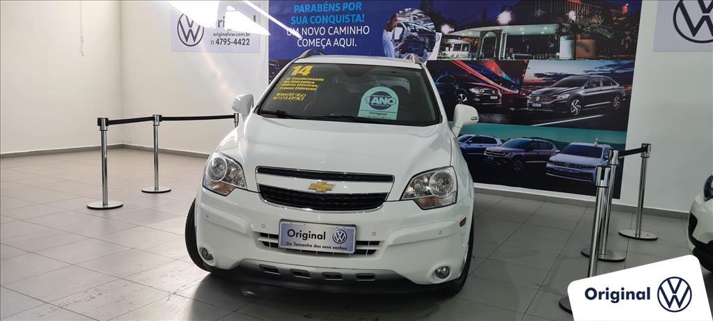 CHEVROLET CAPTIVA 2014 - 2.4 SIDI 16V GASOLINA 4P AUTOMÁTICO