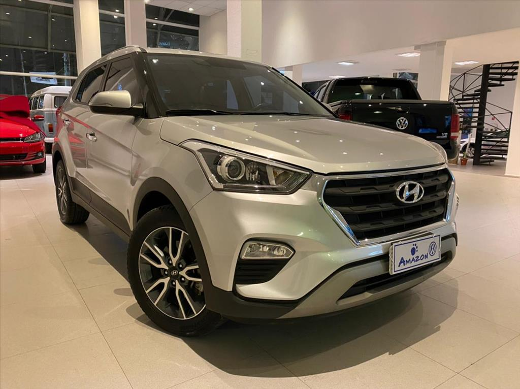 Image Hyundai - Creta - 2.0 16v Flex Prestige Automático