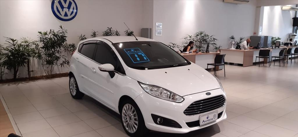 Image Ford-Fiesta-1.6 Titanium Hatch 16v Flex 4p Manual-676936