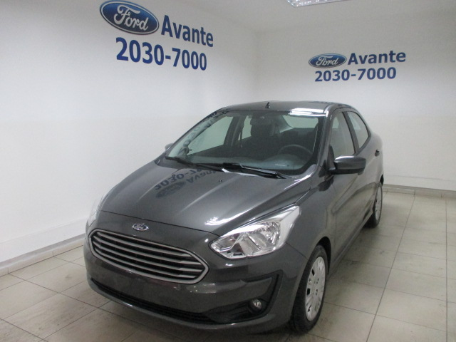 FORD KA 2020 - 1.5 TI-VCT FLEX SE PLUS SEDAN AUTOMÁTICO