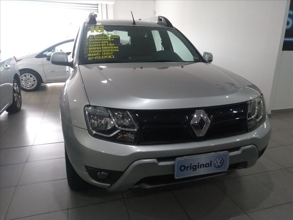 RENAULT DUSTER 2016 - 1.6 DYNAMIQUE 4X2 16V FLEX 4P MANUAL