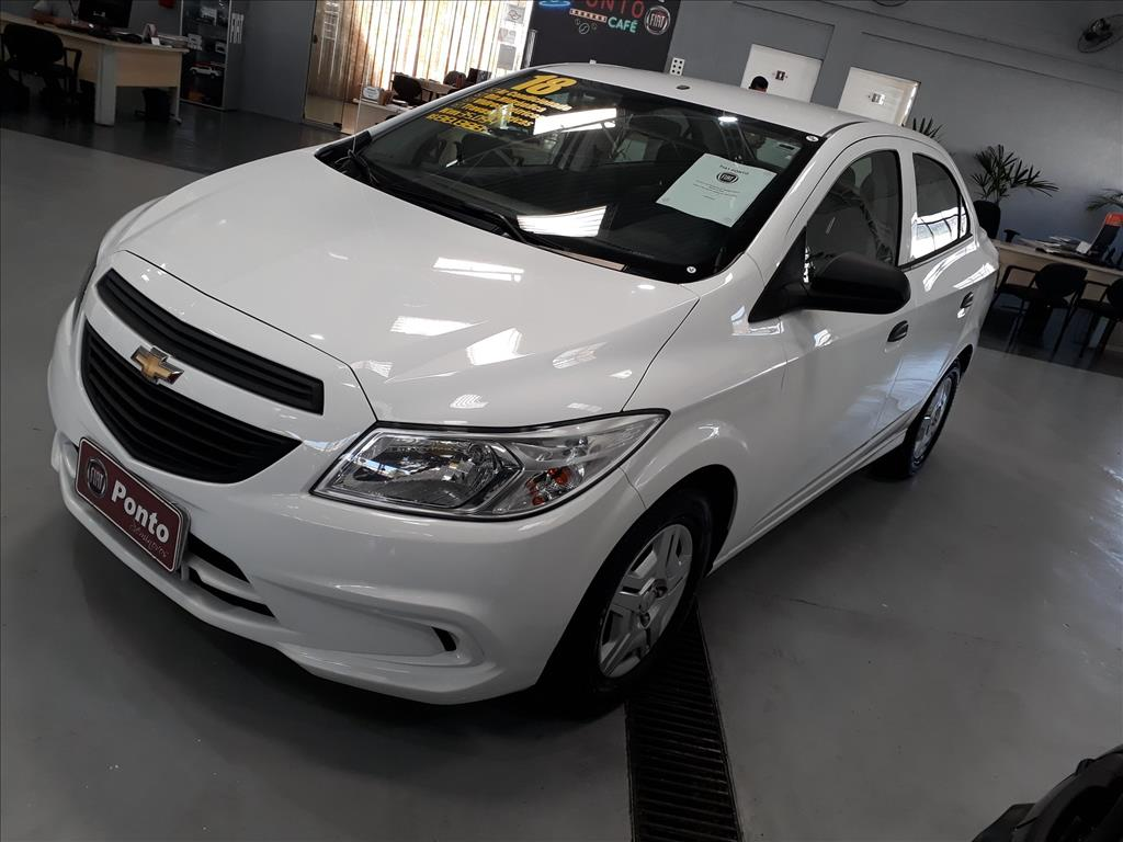 CHEVROLET PRISMA 2018 - 1.0 MPFI JOY 8V FLEX 4P MANUAL