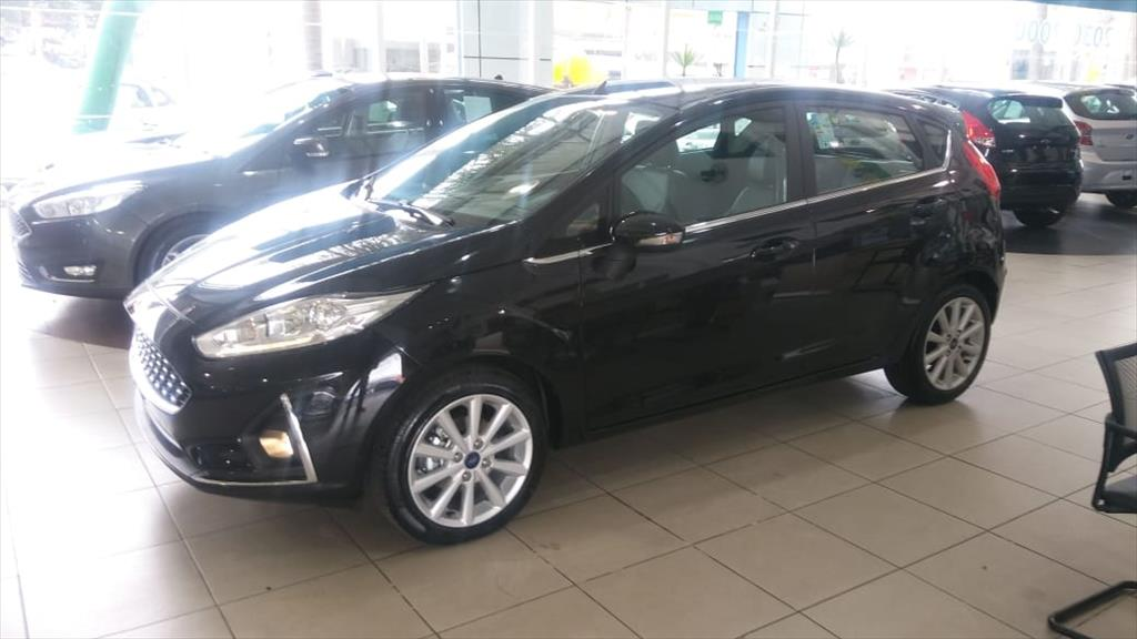 FORD FIESTA 2018 - 1.6 TIVCT FLEX TITANIUM POWERSHIFT