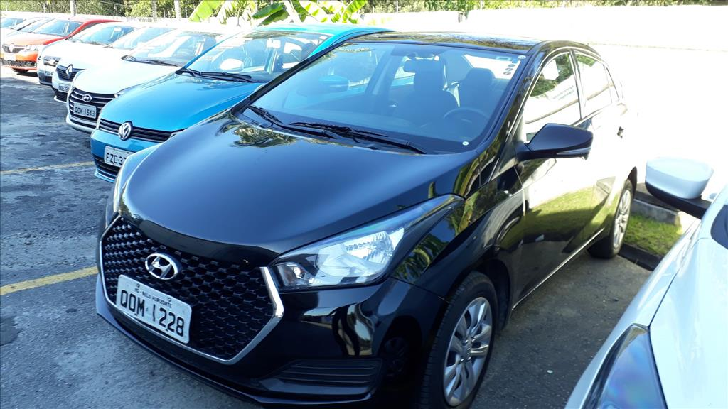 HYUNDAI HB20S 2019 - 1.6 COMFORT PLUS 16V FLEX 4P MANUAL