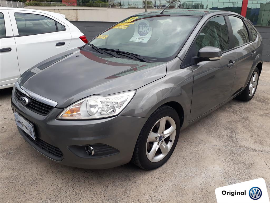 FORD FOCUS 2013 - 1.6 GL 16V FLEX 4P MANUAL
