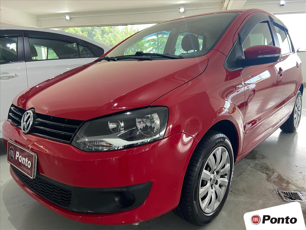 VOLKSWAGEN FOX 2014 - 1.0 MI 8V FLEX 4P MANUAL