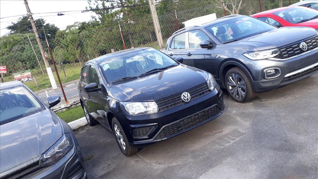 VOLKSWAGEN GOL 2020 - 1.0 12V MPI TOTALFLEX 4P MANUAL